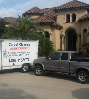 Texas Steam Team - Carpet Cleaning Specialists